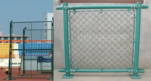 Temporary Fence – Chain Link Netting, Chicken Wire, Welded Mesh