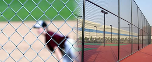 Steel Wire Fencing for Schools Playground