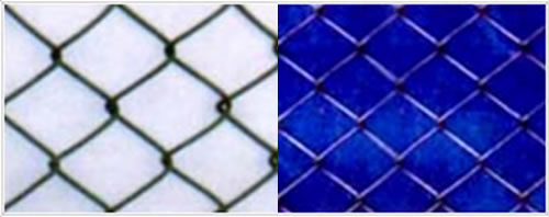 Hot Dipped Galvanized Fencing Mesh Fabric with BWG14