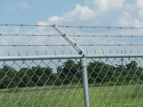 Chain Link Fence, Chain Link Netting Security Fence and Temporary ...